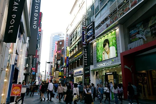 Jižní Korea a její krásy