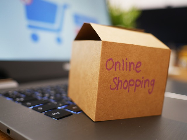 nakupujte online